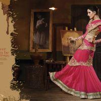 Shop Mugdha Party Wear Sarees Online