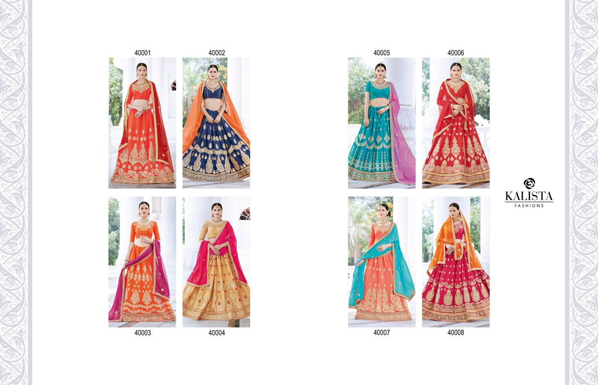 Kalista Fashion Preet lehenga choli online shopping low price