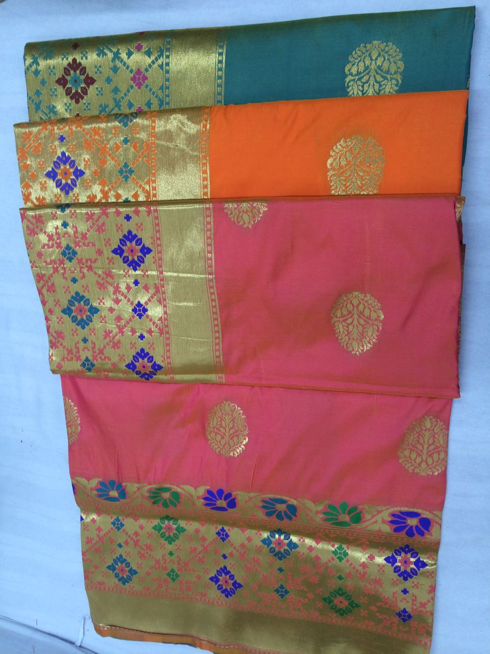 kanchivaram style silk saree