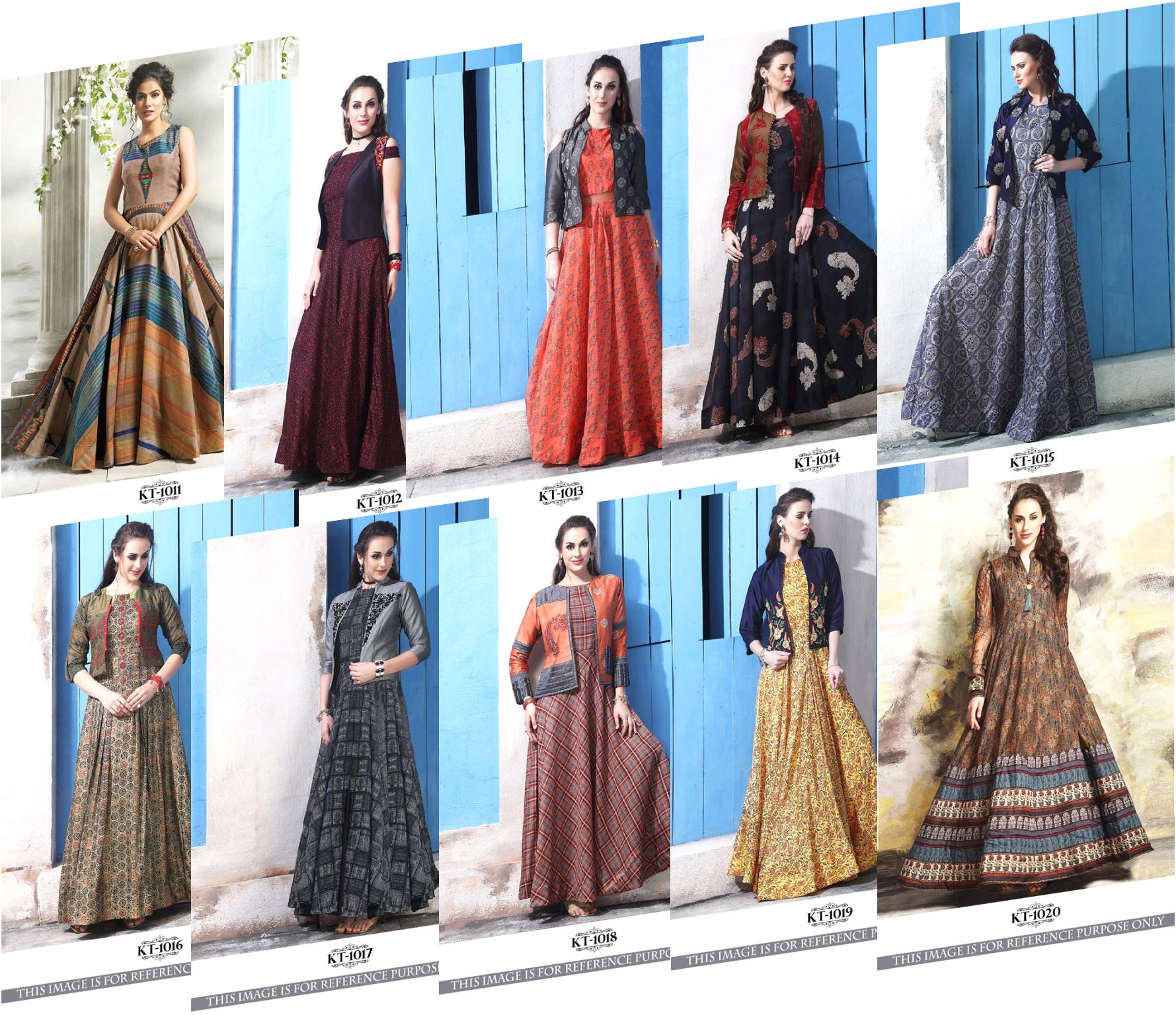 Shop KT Fashion Western Dresses Online