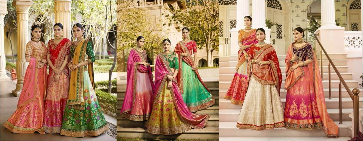 Shop Royale Virasat Lehenga Vol 7 Online