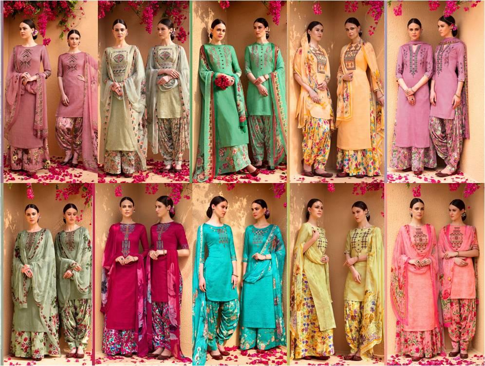 Patial Salwar Suit Heer 39