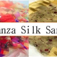 Shop Organza Silk Sarees Online