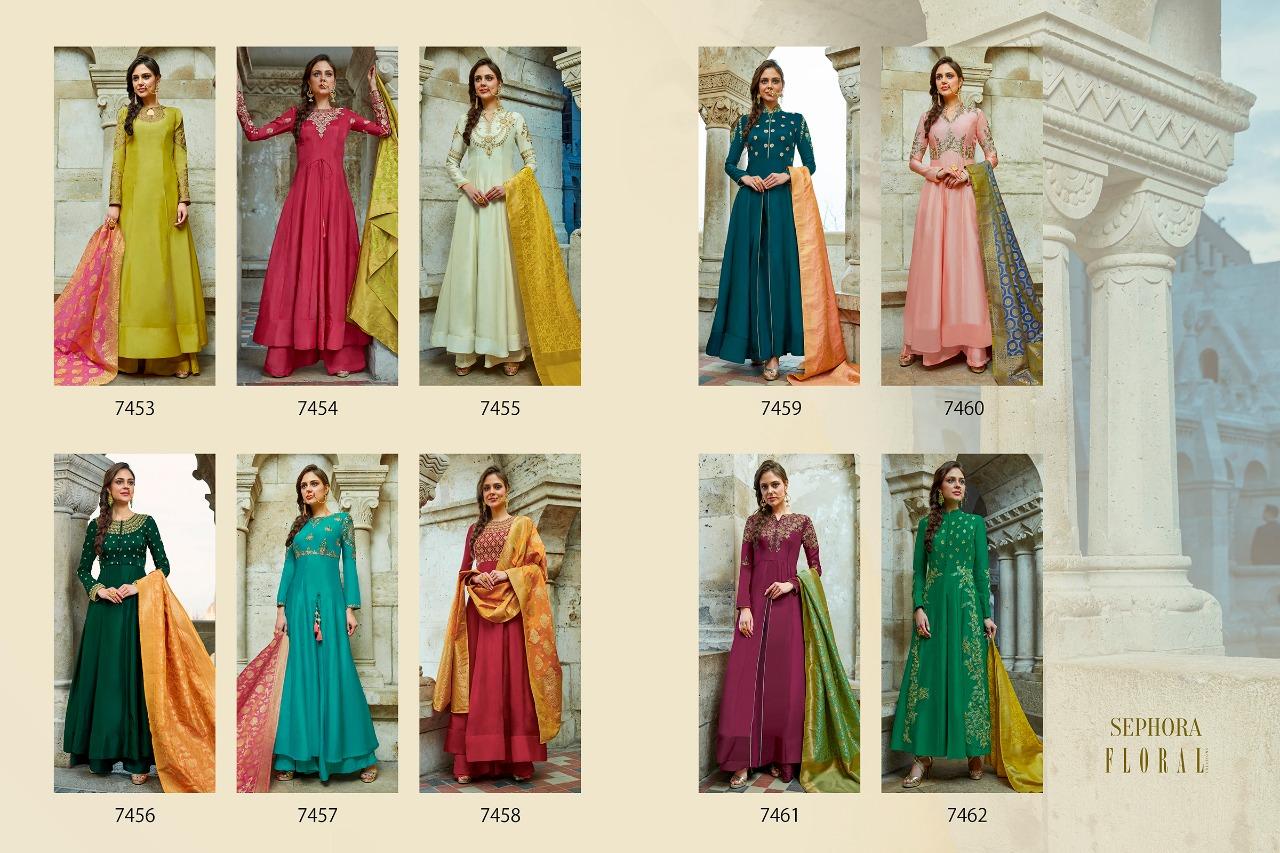 Shop Jinaam Floral Sephora Shalwar Kameez Online