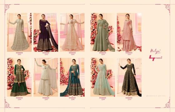 Designer Party Wear Punjabi Suits NITYA Vol 122