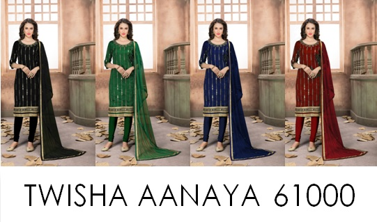 Shop Mirror Work Punjabi Suits Twisha AANAYA 61000 Online