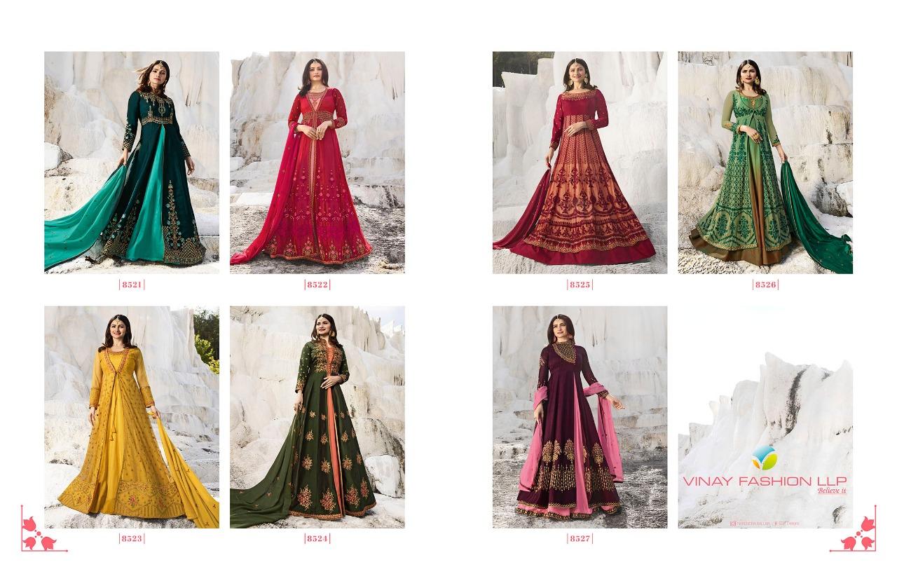 Indo Western Gown Vinay-Kaseesh-Supreme