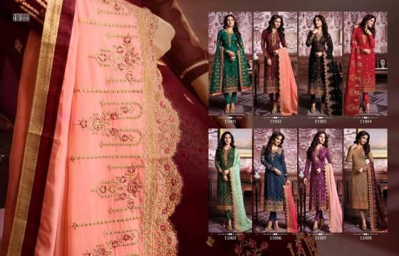 Partywear Punjabi Suit AMIRAH VOL-16