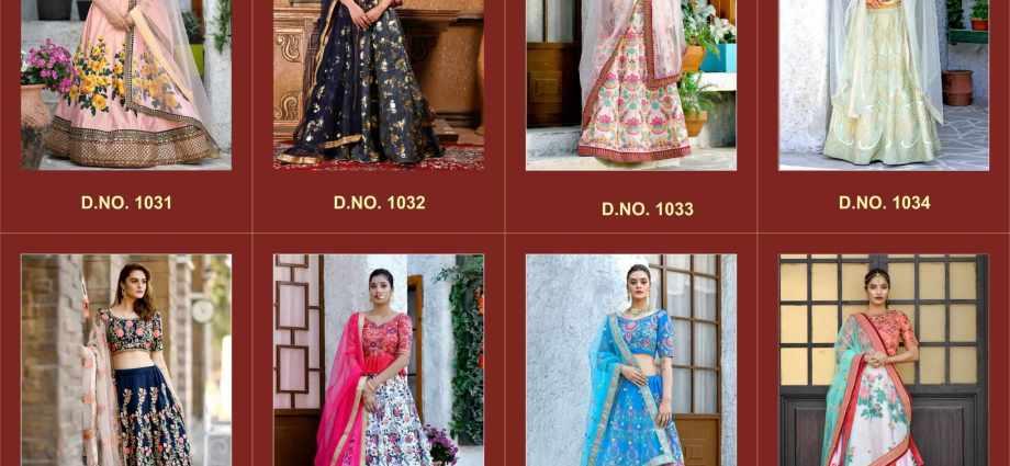 Indian Bridesmaid Dresses Lehenga Choli