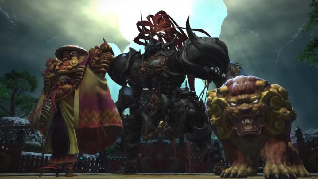 Final Fantasy XIV Online Stormblood Official Benchmark