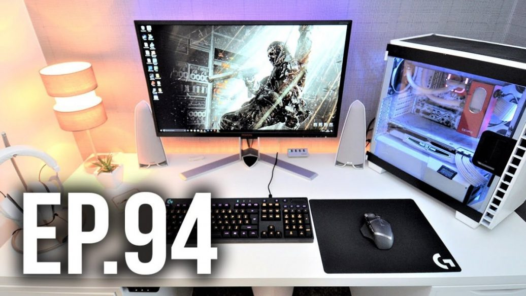 Room Tour Project 94 Best Gaming Setups Single Monitor