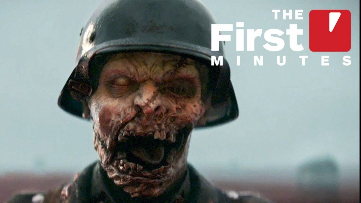 The First 15 Minutes Of Call Of Duty WW2 Nazi Zombies