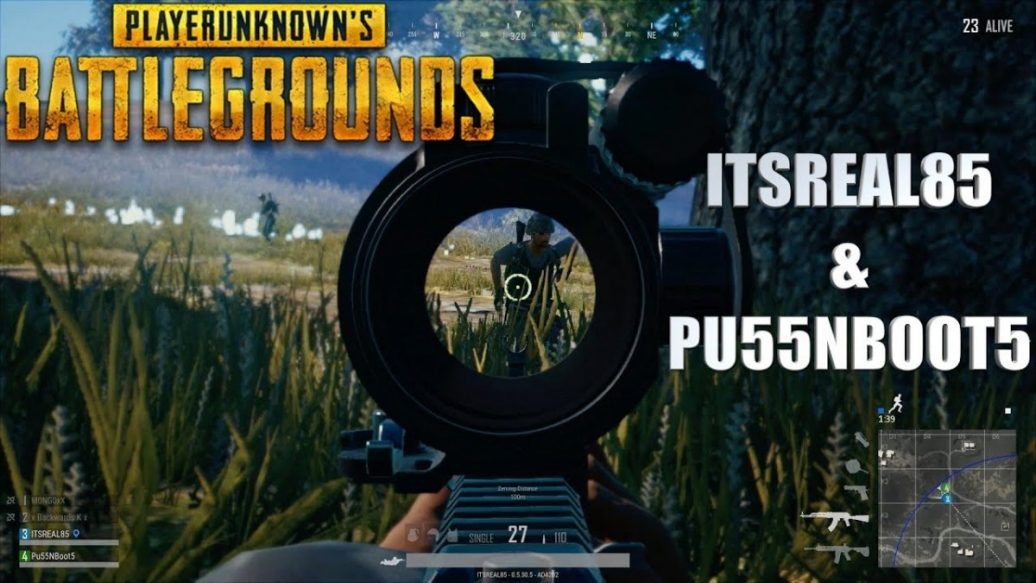 FUNNY PUBG GAMEPLAY WITH ITSREAL85 Amp PU55NBOOT5