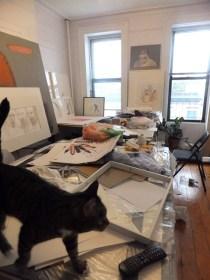 Inside the studio: Lorene Taurerewa