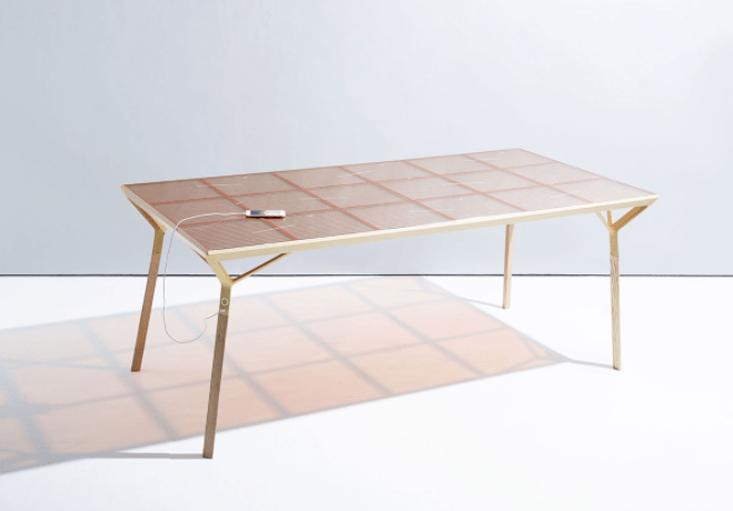 solar, renewable, energy, table, Caventou, Dutch, Marjan, van Aubel