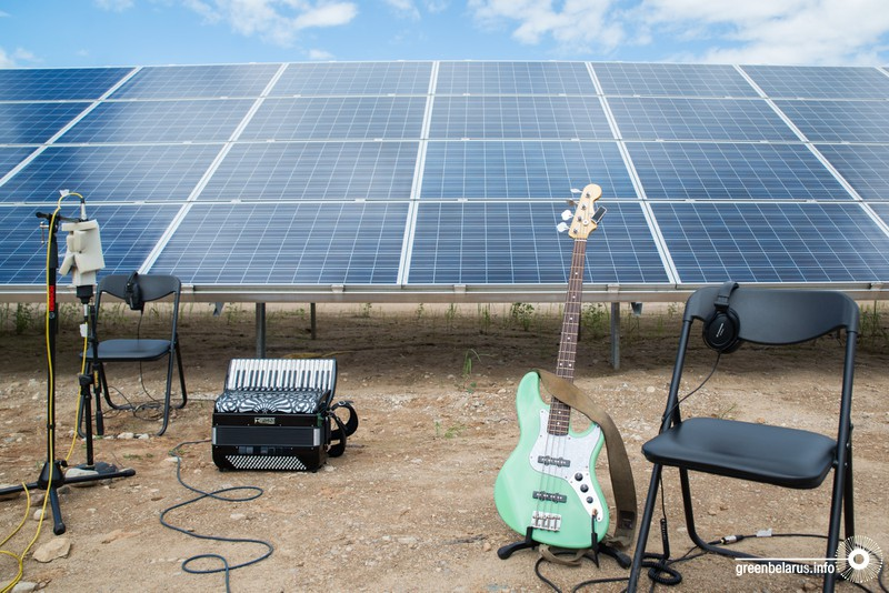 Belarus, Port Mone, trio, solar, renewable, energy, music, recording, studio