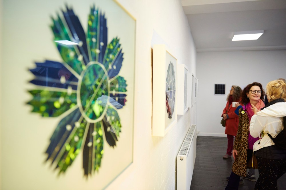 Chloe Uden, energy, Art and Energy, solar, tapestry, UK, Exeter