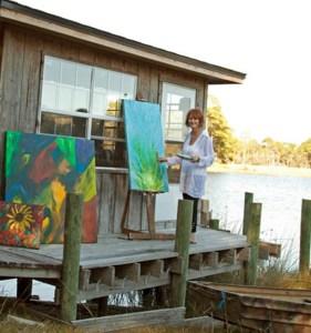 Peggy Jones Artist