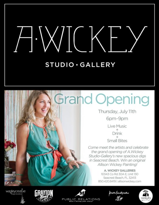 A.WICKEY GRAND OPENINGV7