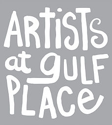 Artists at Gulf Place logo
