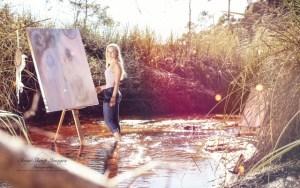artist Kate Wilson
