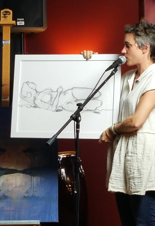artist Liza Snyder