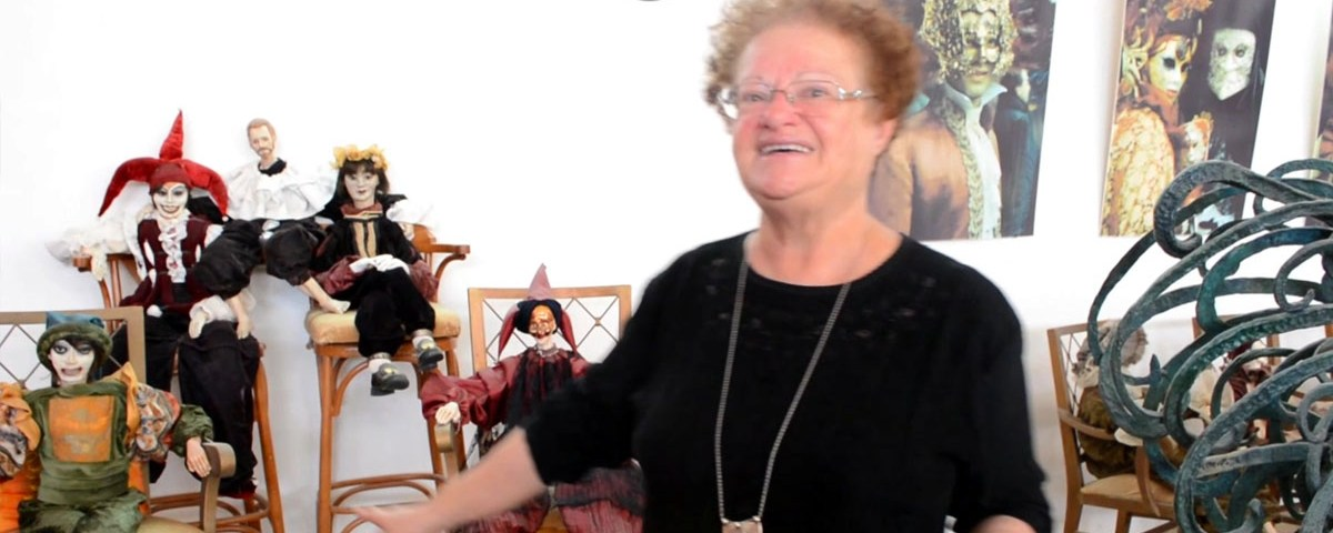 Doll Museum - From Inspiration To Closure With Miri Leibovitz