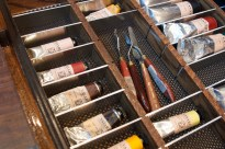 Drawer items