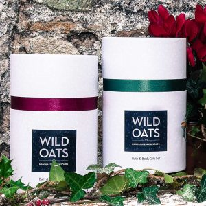 Wild Oats Christmas Gift Boxes