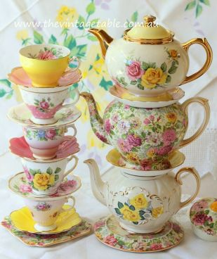 Tea Sets 1