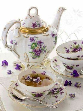 Tea Sets 137