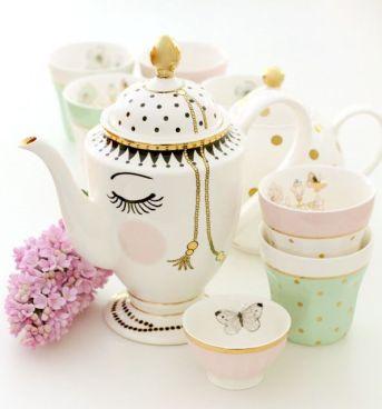 Tea Sets 138
