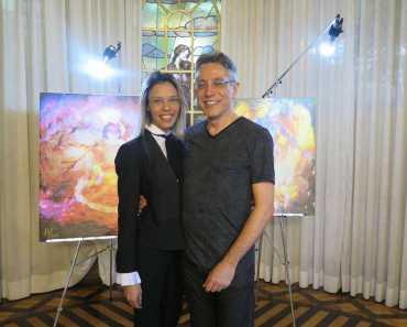 Henrique Vieira Filho e Fabiana Vieira