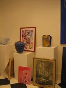 """LIV8 Art Gallery"" Venice."