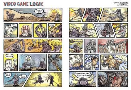 Video Game Logic - Gerald & Imlerith