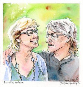 One Week 100 People Day 2: Barb & Rick Anderson