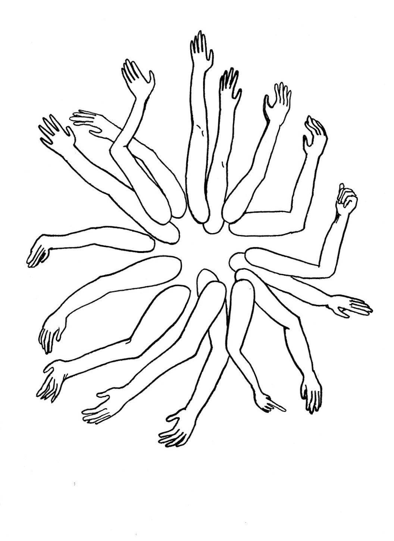 Drawn Arm