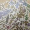 Stickers fleur plante et feuillage étiquette autocollante scrapbooking