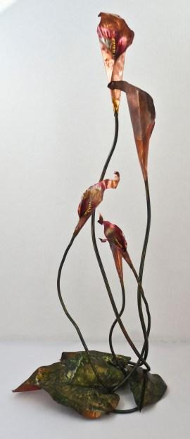 """Grace"" - Copper, Ink"
