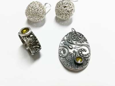 Introducere in Bijuteria Metal Clay – Intensiv
