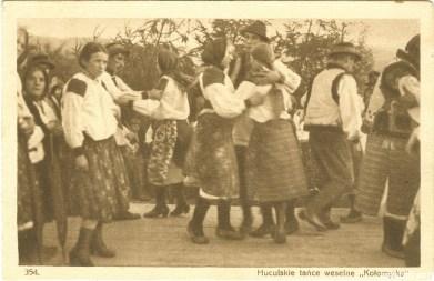 Гуцульські весільні танці (вид. 1930 - Геллер, Надвірна) --- Hutsul