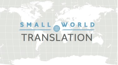 Logo - Small World Translation