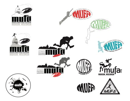 Logos - Madison Ultimate Frisbee