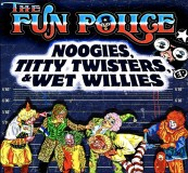 Packagin - The Fun Police EP Album Cover Art