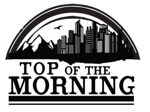 TV Graphics - Top of the Mortning Logo