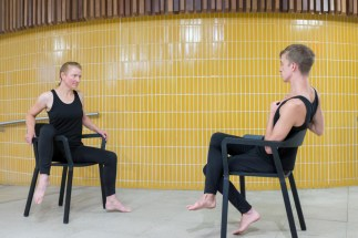 Nadja Daehnke and Richard Dodwell