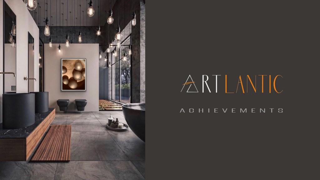 ARTlantic design achievements