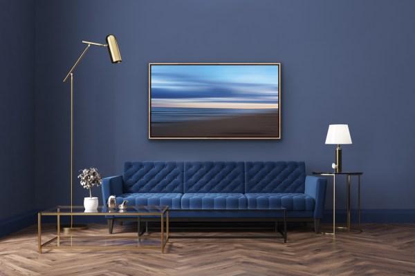 sea abstract fine art