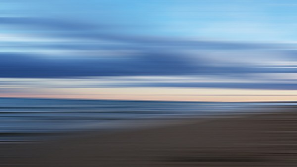 sea abstract photography