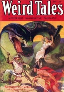 'Weird Tales' December 1932
